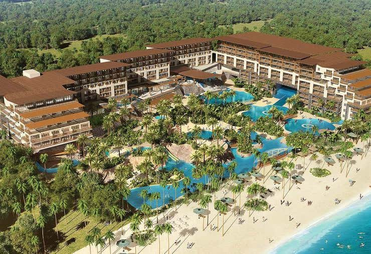 Dreams Natura Resort & Spa - All Inclusive