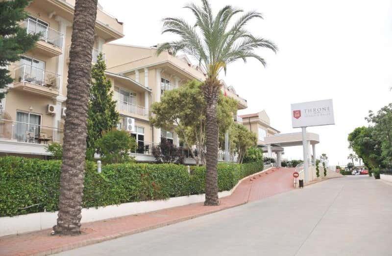 Throne Seagate Resort Hotel – All Inclusive