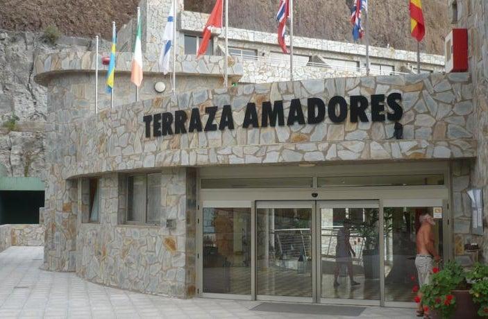 Terraza Amadores In Gran Canaria Playa Amadores Holidays