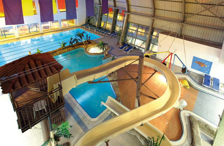 Aqua Fantasy Aquapark Hotel and Spa