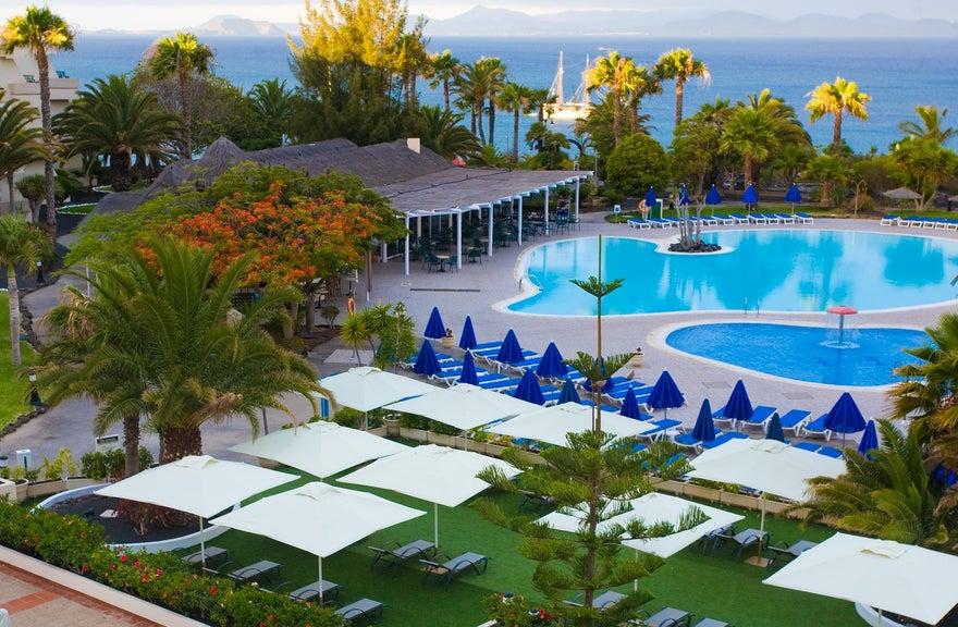Dreams Lanzarote Playa Dorada (ex. Hesperia Playa Dorada Hotel)