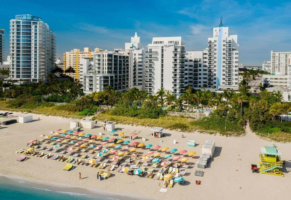 The Confidante Miami Beach - in the Unbound Collection by Hyatt