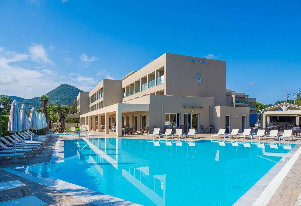 Cnic Gemini Hotel