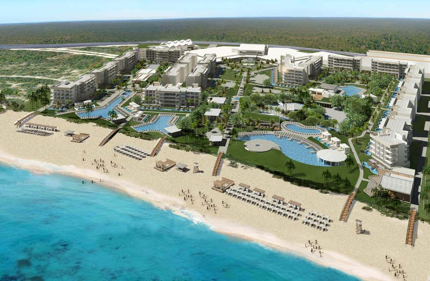 Planet Hollywood Cancun Beach Resort