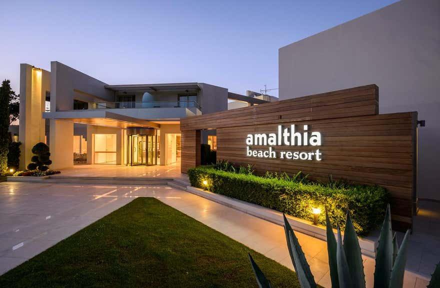 Atlantica Amalthia Beach Hotel – Adults only
