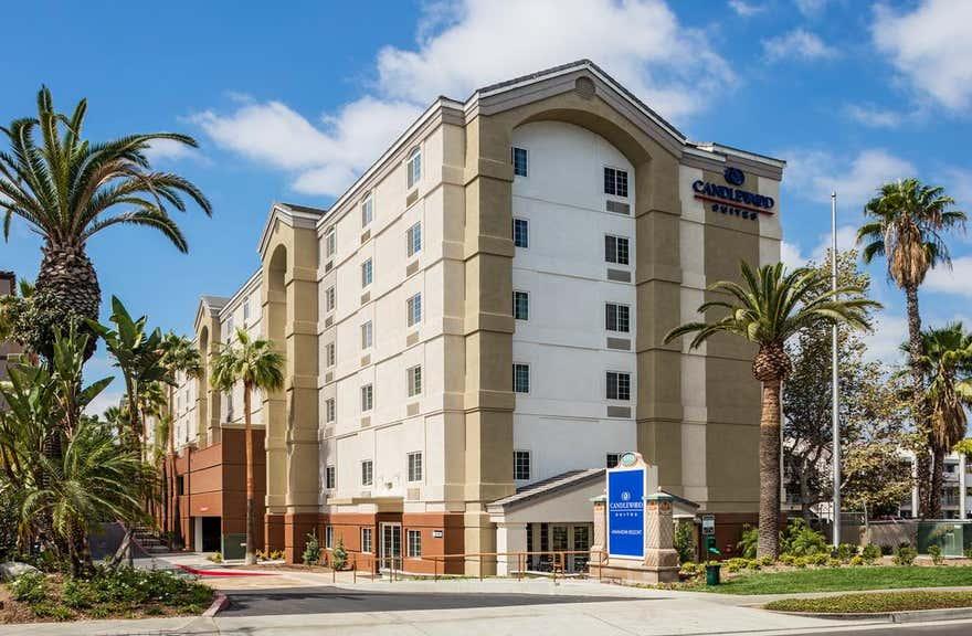 Candlewood Suites Anaheim - Resort Area