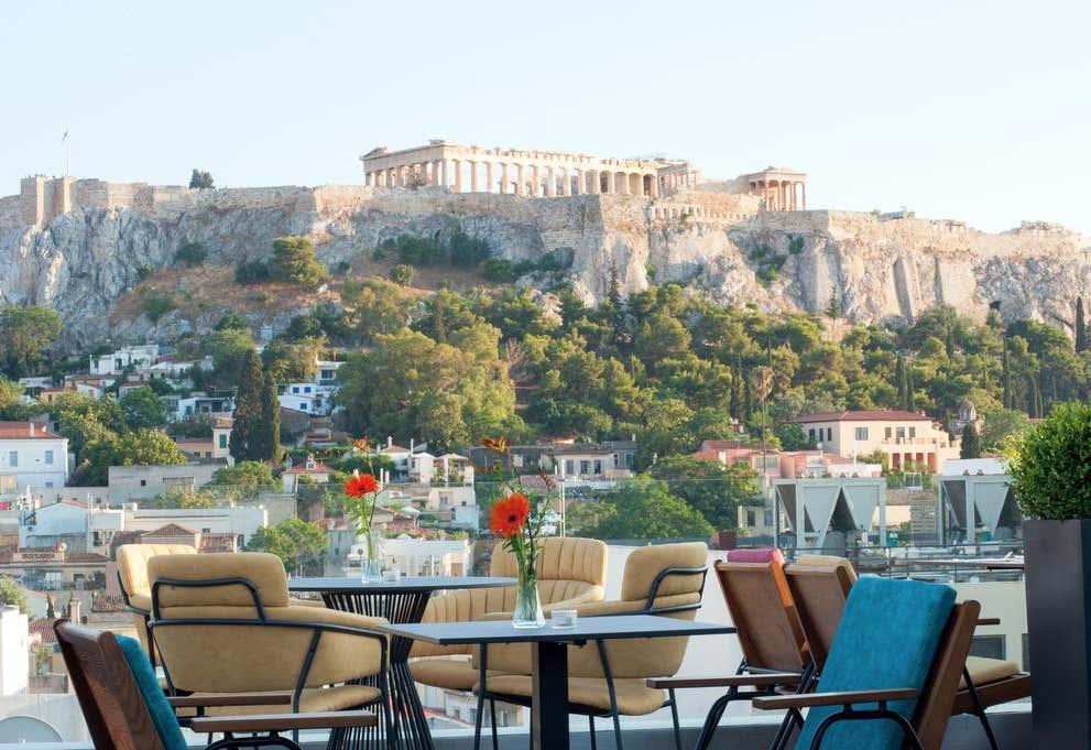 Athens Utopia Ermou