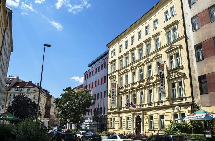 Hotel Galileo Prague