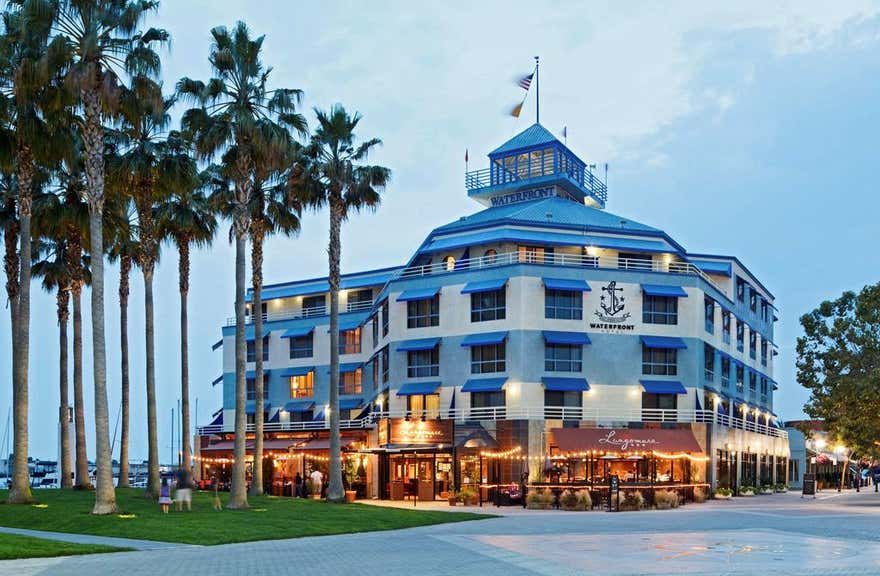 Waterfront Hotel, a Joie de Vivre Boutique Hotel