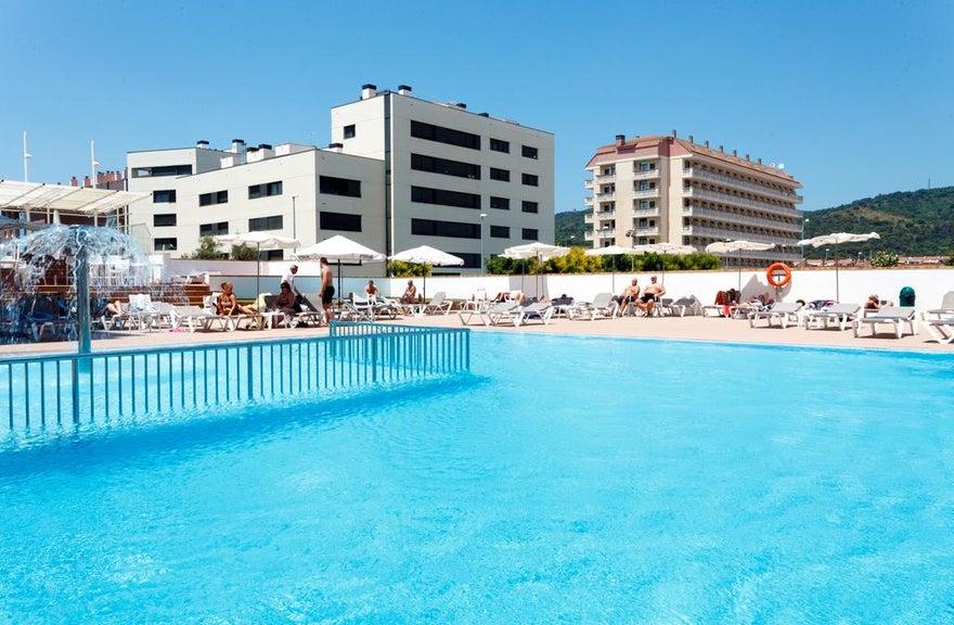 Sorra Daurada Splash Hotel