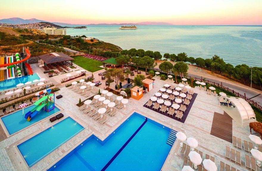 Ramada Resort by Wyndham Kusadasi and Golf