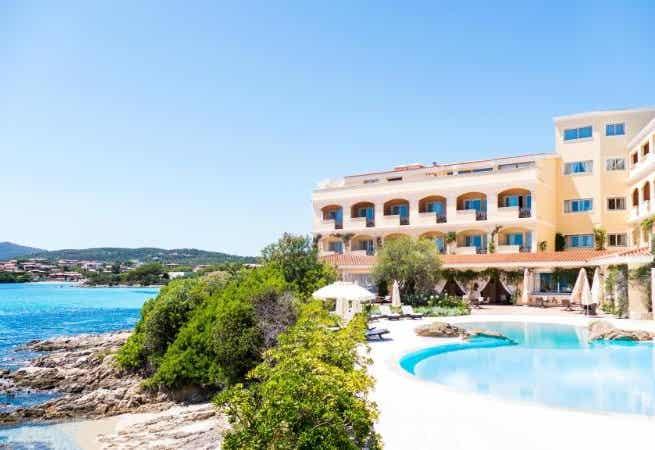 Gabbiano Azzurro Hotel & Suites