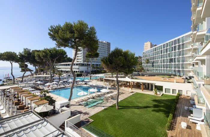 Melia South Beach In Majorca Magaluf
