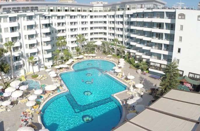 Senza Grand Santana Hotel - All Inclusive