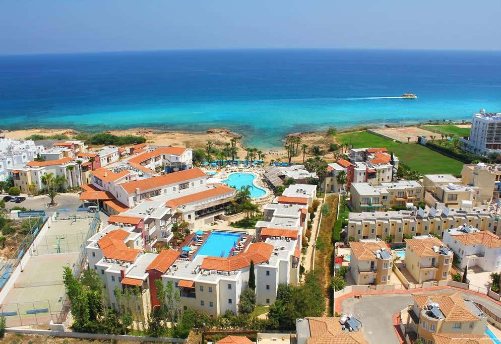 althea beach cypern