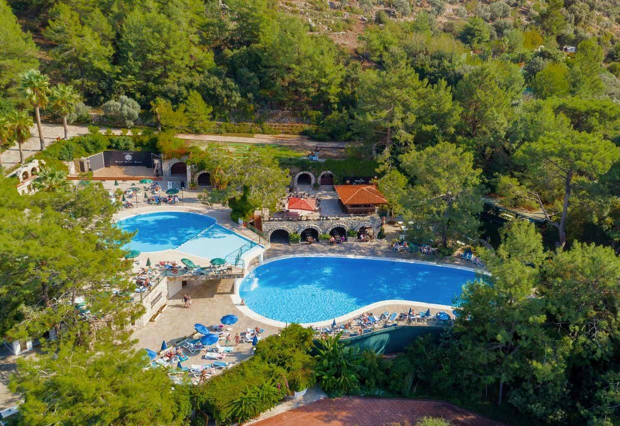 Montana Pine Resort in Olu Deniz, Dalaman | loveholidays