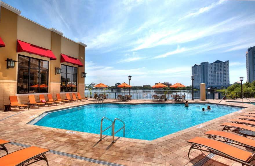 Ramada Plaza Resort & Suites by Wyndham Orlando Intl Drive