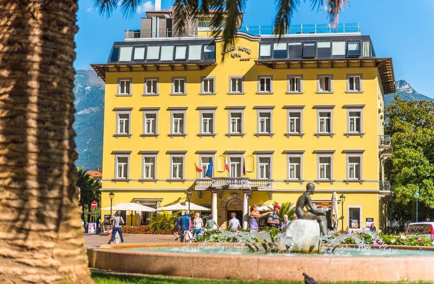 The Grand Hotel Riva