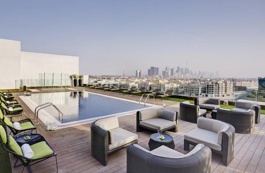 The Canvas Hotel Dubai - MGallery