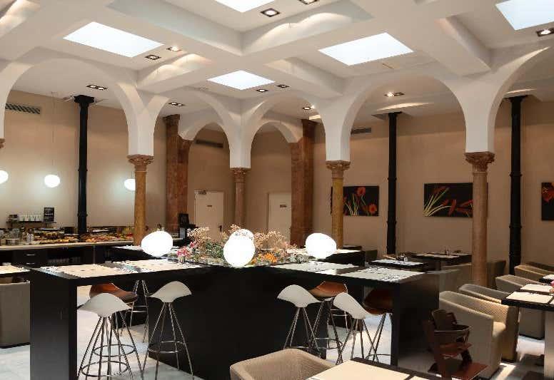 Petit Palace Plaza Malaga Hotel