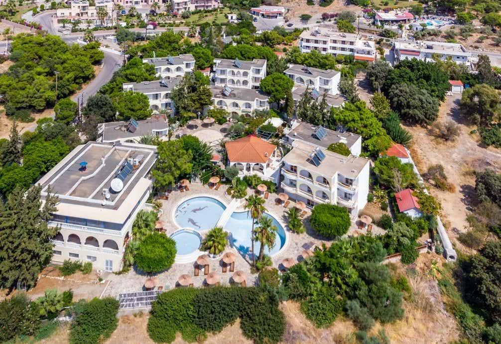White Olive Premium Hotel Lindos (ex. Pefkos Garden)
