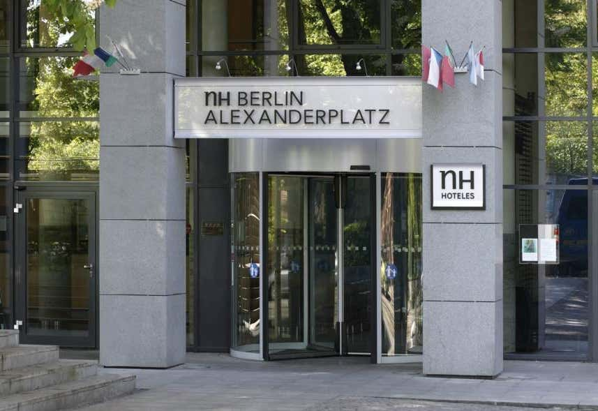 NH Berlin Alexanderplatz