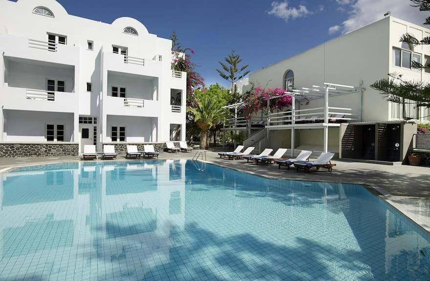 Afroditi-Venus Beach Hotel and Spa