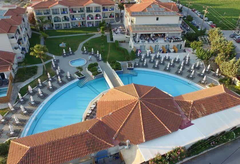 Exotica Hotel and Spa in Kalamaki, Zante | loveholidays