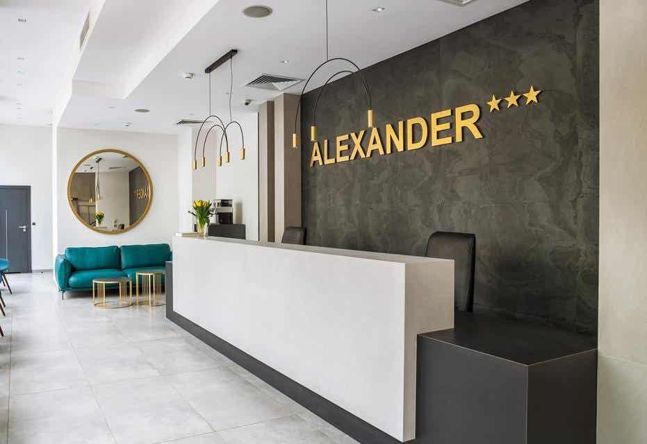 Hotel Alexander I