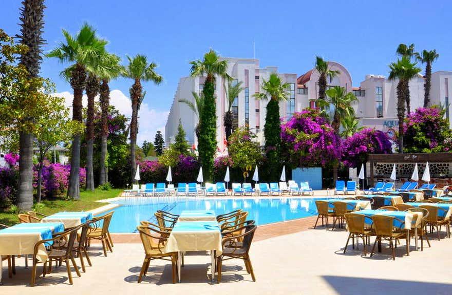 Verde Hotel - All Inclusive