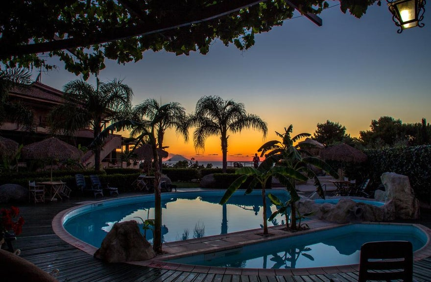 L Arcobaleno Resort