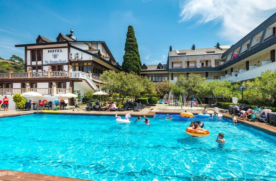 Santa Susanna Resort Hotel