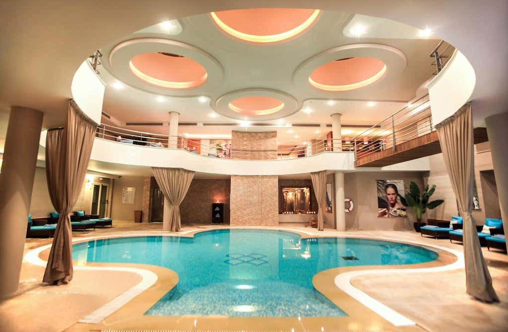 The Russelior Hotel Spa In Hammamet Tunisia Holidays From