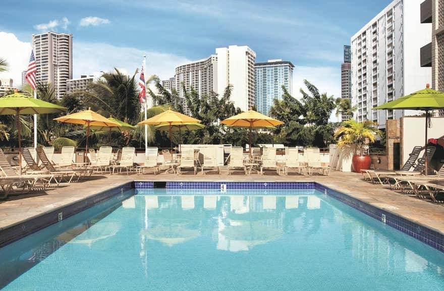 Ambador Hotel Waikiki Honolulu