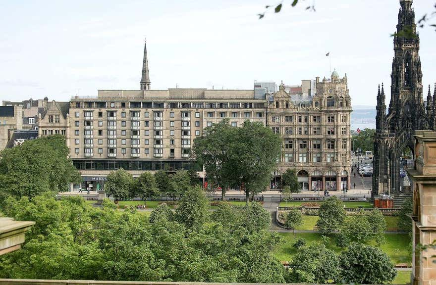 Mercure Edinburgh City - Princes Street Hotel