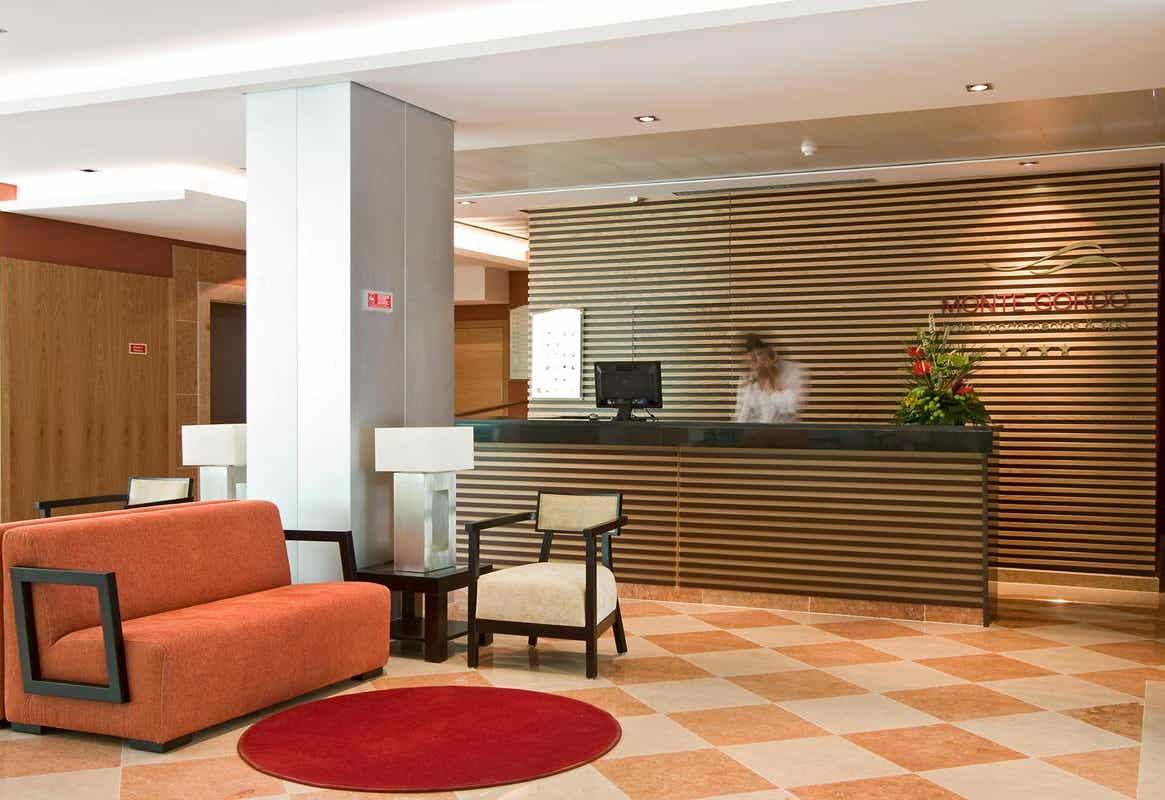 Monte Gordo Hotel Apartments and Spa