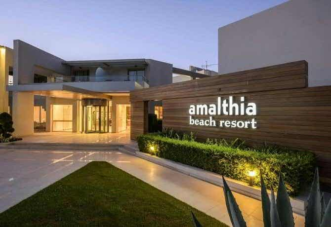 Atlantica Amalthia Beach Hotel – Adults only