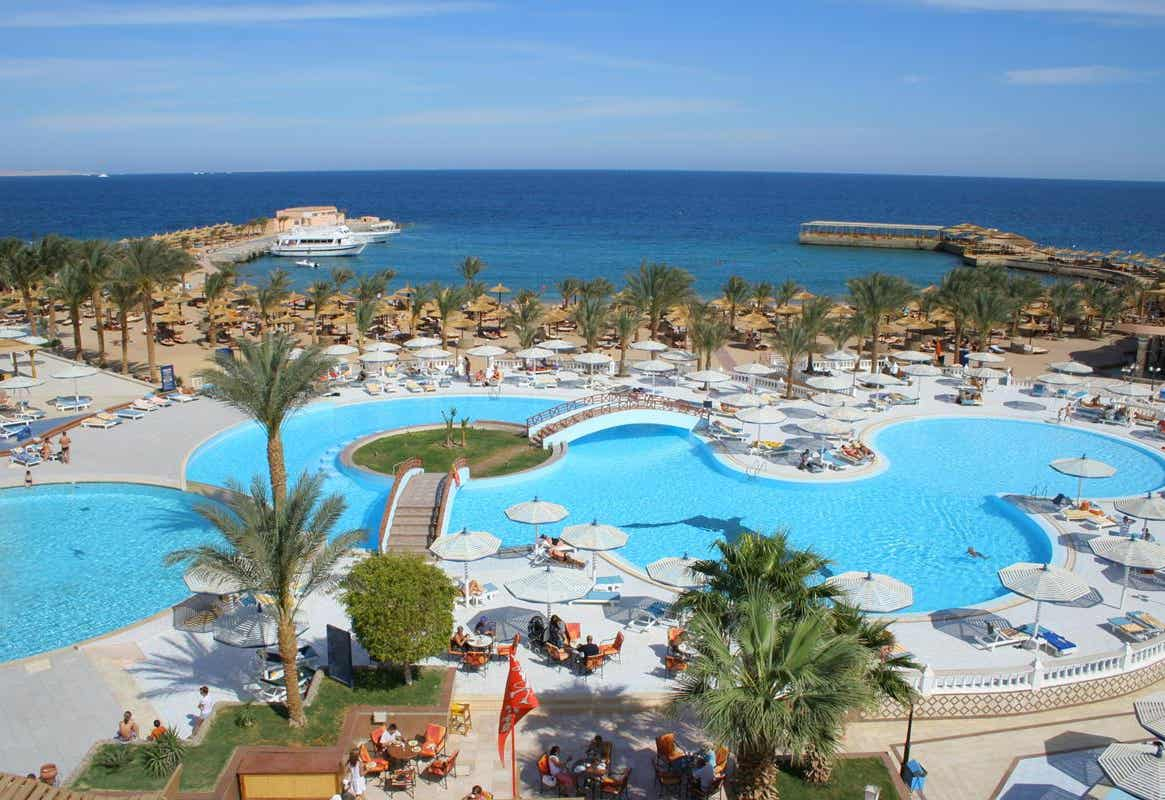 Beach Albatros Resort - All Inclusive