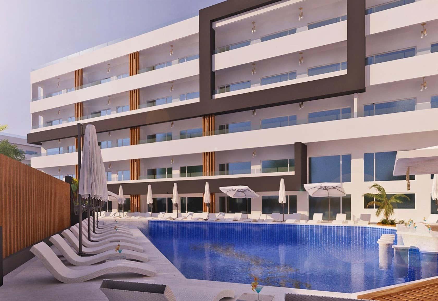 Castellum Apartments (ex. Continental)