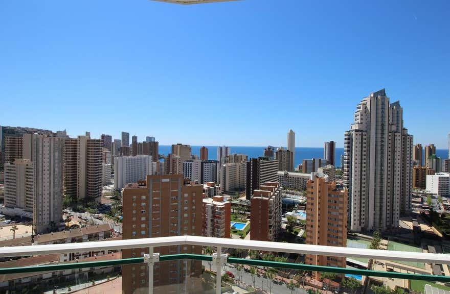Click Benidorm Playamar Apartments