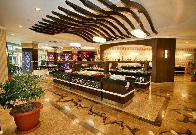 Taç Premier Hotel & Spa - All Inclusive