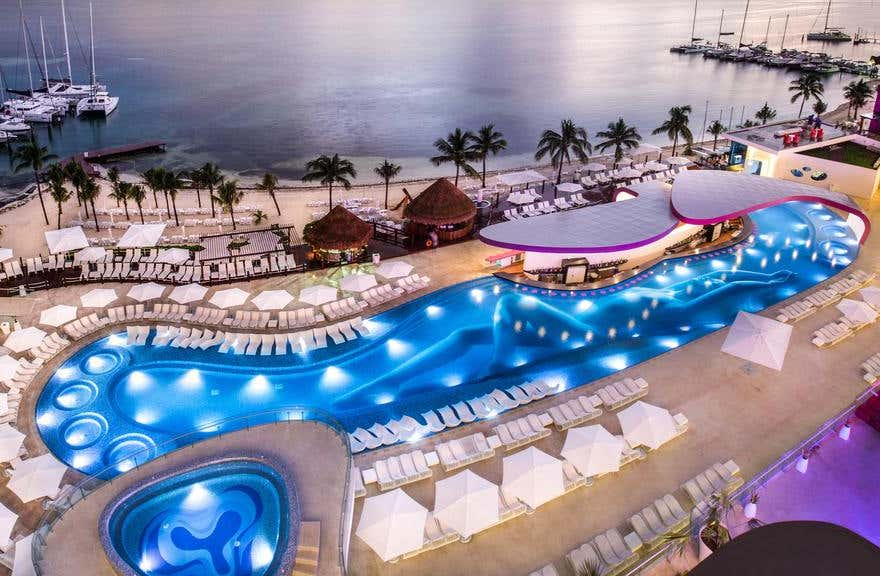 Temptation Cancun Resort All Inclusive Adult-Only