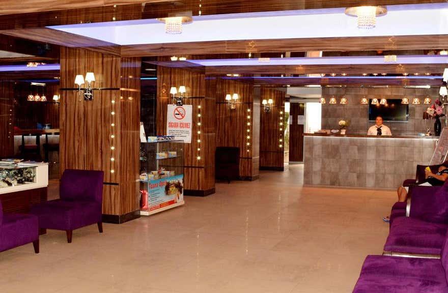 Cleopatra Golden Beach Otel - All Inclusive