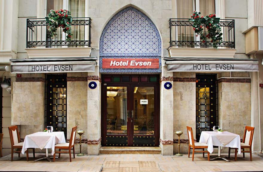 Hotel Evsen - Adults Only