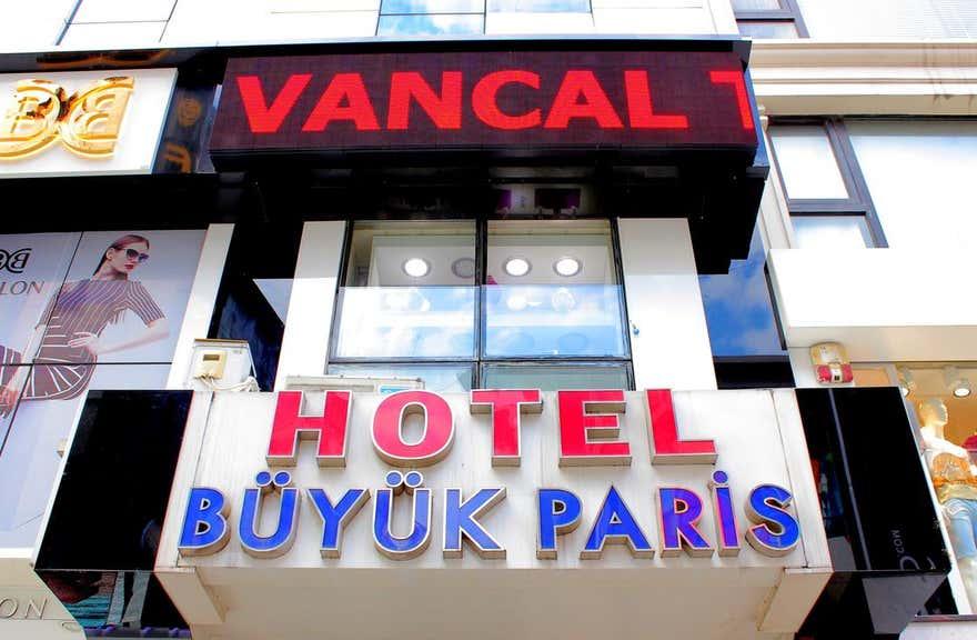 Hotel Büyük Paris