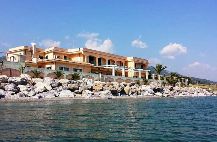Hotel Ristorante la Lampara in Lamezia Terme, Italy ...