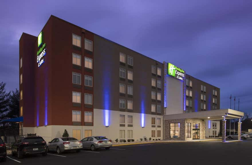 Holiday Inn Express & Suites College Park-University Area