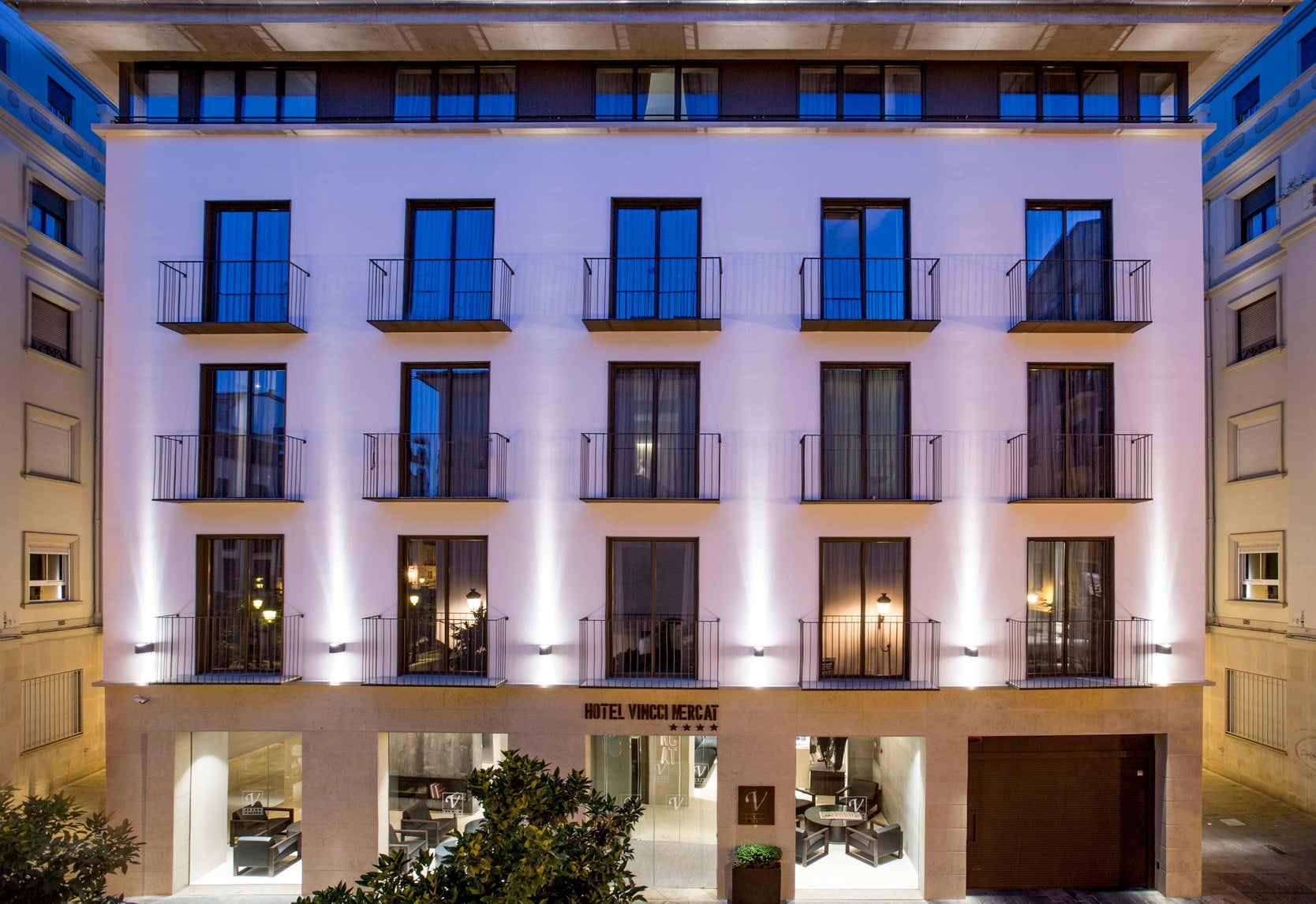 Vincci Mercat Hotel