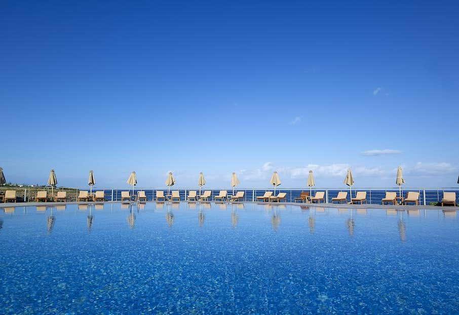 The Royal Blue Luxury Beach Resort
