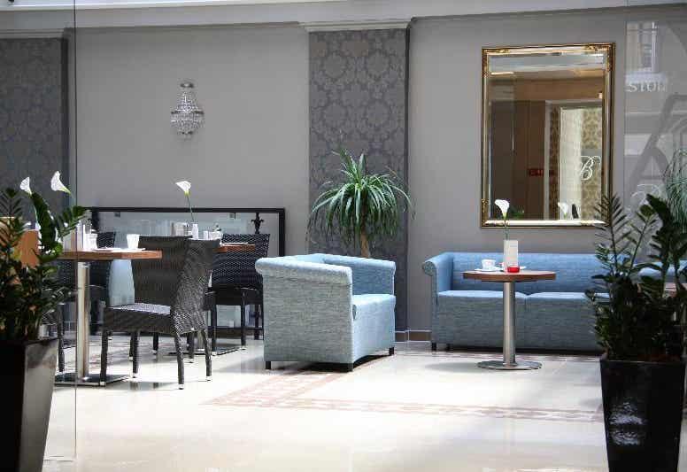 Three corners Bristol Hotel